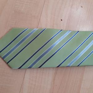 Michael Kors green easter spring tie